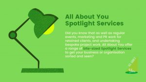 All About You Spotlight Services